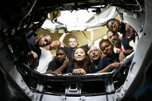 Philadelphia Students Build Fuel-Efficient Hybrid Car