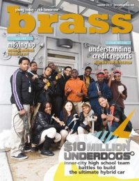 """$10 Million dollar Underdogs"", Brass Magazine Summer 2010"